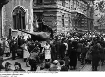 Apuntes: La Revolución Húngara, 1956