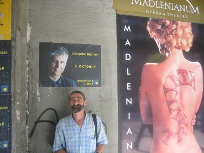 Belgrado en dos planos II (Moj prijatelj Kole)